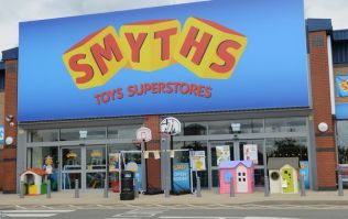 Popular Smyths toy car recalled over risks the steering wheel could 'crack' and cause injury