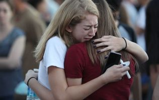 Children who survived Florida school shooting are calling for gun control
