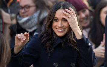 Here's where you can get that dainty €50 ring spotted on Meghan Markle