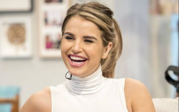 The concealer that Vogue Williams swears by for dark undereye circles