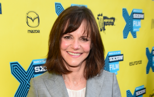 Sally Field is playing matchmaker for her son and this Olympian