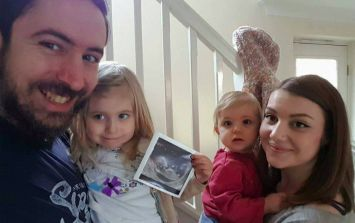 'We knew we couldn't conceive naturally... then something incredible happened'