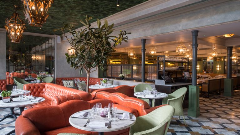 One of London's chicest restaurants is FINALLY coming to Dublin