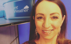 RTÉ weather woman Louise Heraghty welcomes her first child