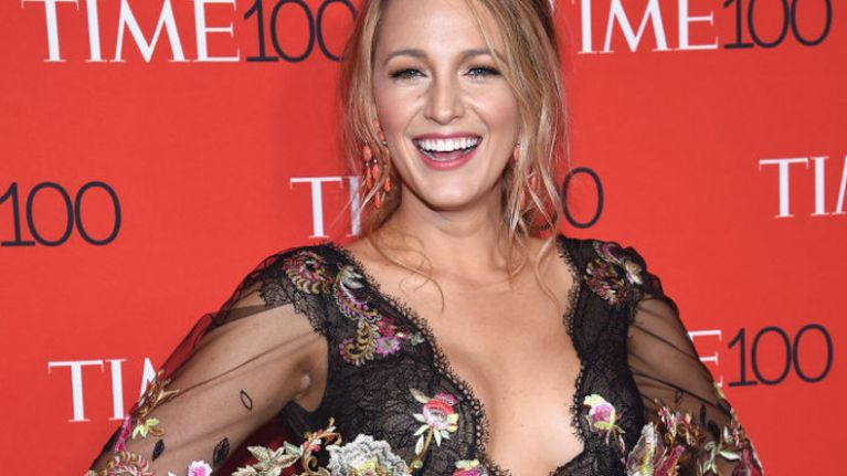 Blake Lively details her struggle to lose weight after giving birth
