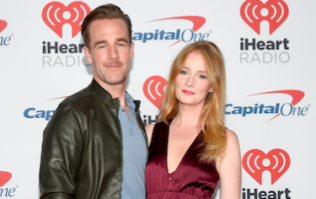 James Van Der Beek and wife Kimberly expecting their fifth child