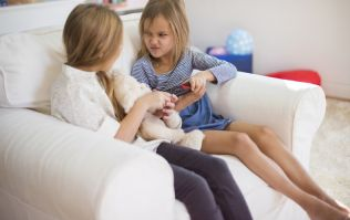 Siblings: Why the constant fighting might actually be good for them