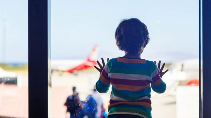 Flying with kids: The genius little device every parent should invest in