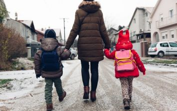 Parents are angry at how late they were told about schools closing this morning