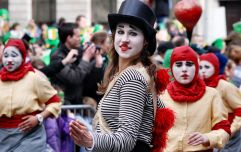 Here's five family fun activities taking place this year at St Patrick's Festival