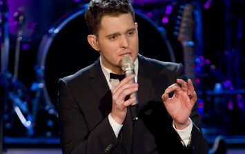 Michael Bublé announces an incredible support act for his Croke Park gig