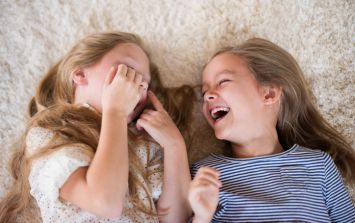 The very important trait that kids learn from having siblings