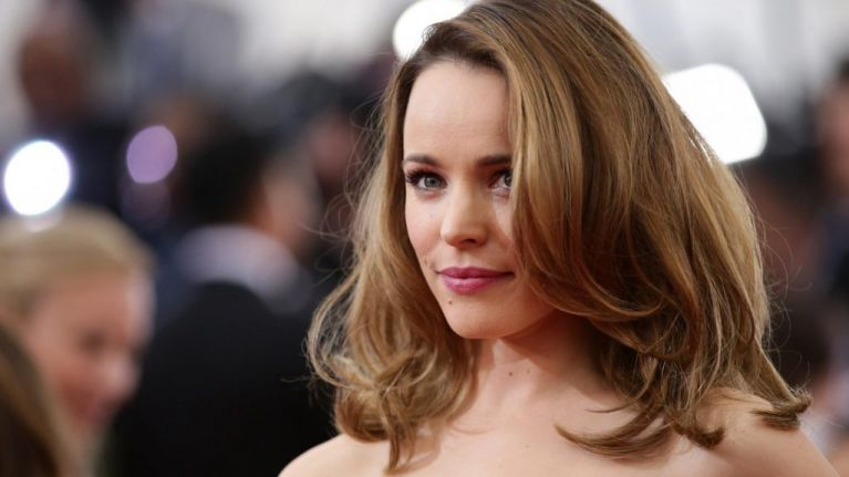 Rachel McAdams wears breast pumps on her latest magazine cover