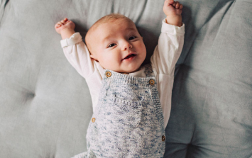 """11 """"old man"""" names that are seriously adorable for your baby boy"""