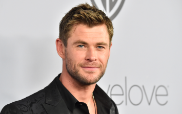 Chris Hemsworth is dad of the week thanks to these adorable videos