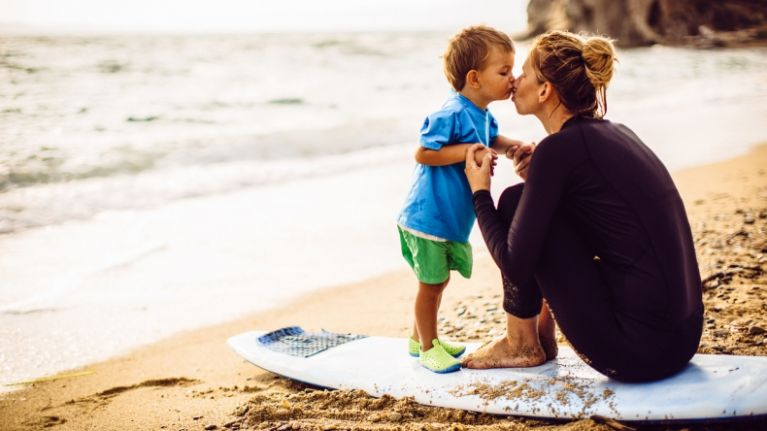 Boy mums: A beautiful reminder of just how to raise little boys into great men