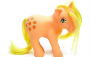 The original My Little Ponies from our childhood are back and we're buying them for the kids