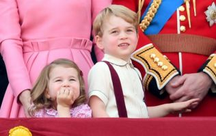 What Prince George and Princess Charlotte are expected to wear for the royal wedding