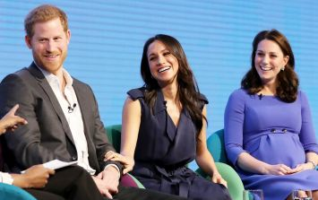 Meghan Markle has already perfected the 'duchess slant', just like Kate