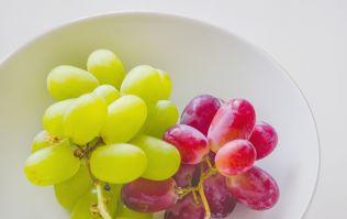 Viral post demonstrates the way that grapes should be cut to avoid choking