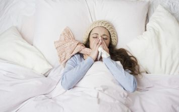 There's an alternative cure for coughing and it's something we all want to try