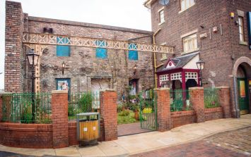The brand new Corrie set has been revealed and it looks great