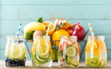 Infused water is the genius wellness hack we all need in our lives