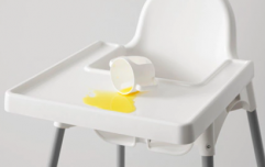 Mum noticed something mad about her IKEA highchair and it is a game changer