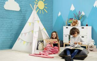 Those €50 wooden teepees for kids aged 18 months+ are coming back to Aldi!