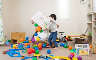 This mum discovered a method that will actually get your child to clean their room