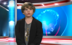 This six-year-old's TV weather report is the only news you need to watch today