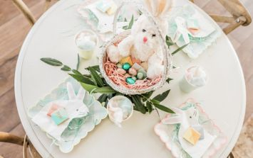11 EGGcellent buys for the kids' table this Easter Sunday