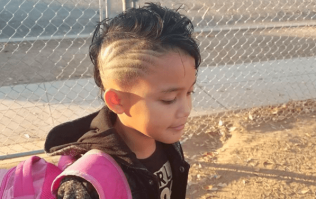 Girl, 8, 'banned' from going to school because of her hairstyle