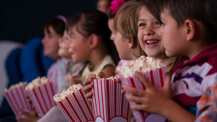 ODEON Cinemas have great family deals available for the midterm break