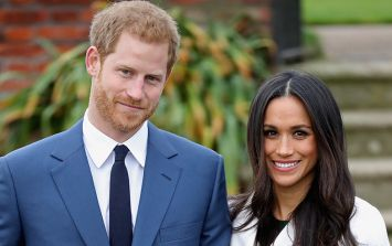 The royals are here! Meghan and Harry have touched down in Ireland
