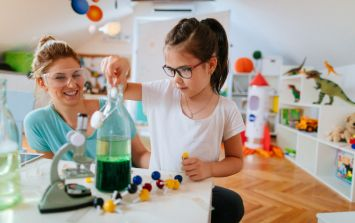 There's an amazing event coming up for little scientists, and it's totally FREE