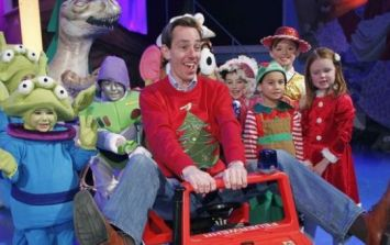 Ryan Tubridy just announced the official date for The Toy Show 2018