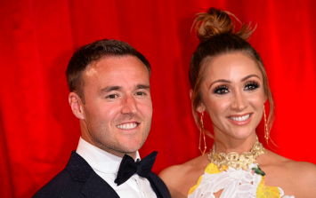 Lucy-Jo Hudson confirms new romance following split with Corrie's Alan Halsall