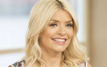 Holly Willoughby's autumn look is getting a lot of attention today