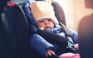 Here's what your baby should wear when travelling in a car seat during winter