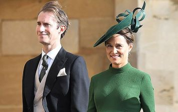 More baby news?! Pippa Middleton is seen entering the Lindo Wing