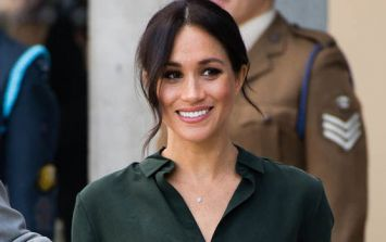 This celeb said she knew about Meghan's pregnancy before everyone else