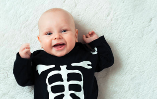12 spooky baby names that will get you in the mood... for Halloween