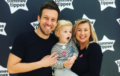 'A huge emotional milestone': Chris Ramsey shares his family's miscarriage story