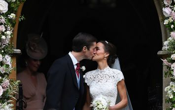 Pippa Middleton and James Matthews have welcomed their first child