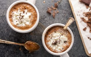 Indulgent, but healthy: This good-for-you hot chocolate is a dream come true