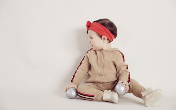 The new River Island Baby collection has just been released and it's oh-so-cute