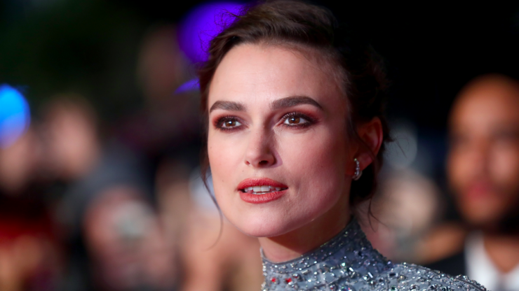 The reason Keira Knightley won't let her daughter watch Disney movies
