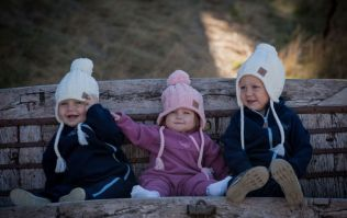 The clever way Scandinavians dress their children that Irish parents can learn from