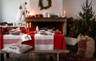 If rustic, Scandi-style Christmas decor is your thing, the latest H&M Home collection is a DREAM